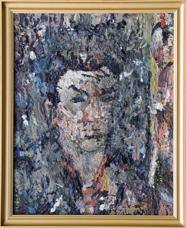 Bartosz Kokosiński, Kopia autoportretu Jana Cybisa