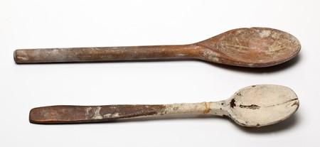 Łyżki drewniane; SzPW-164